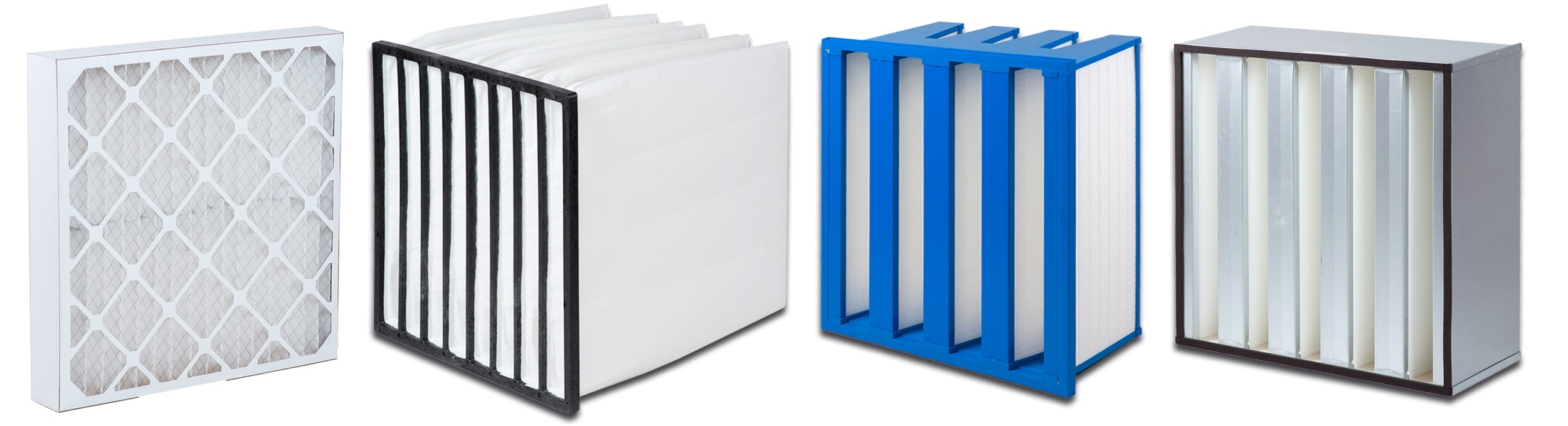 Industrial Air Filtration Products | High Volume Air & Gas Filters