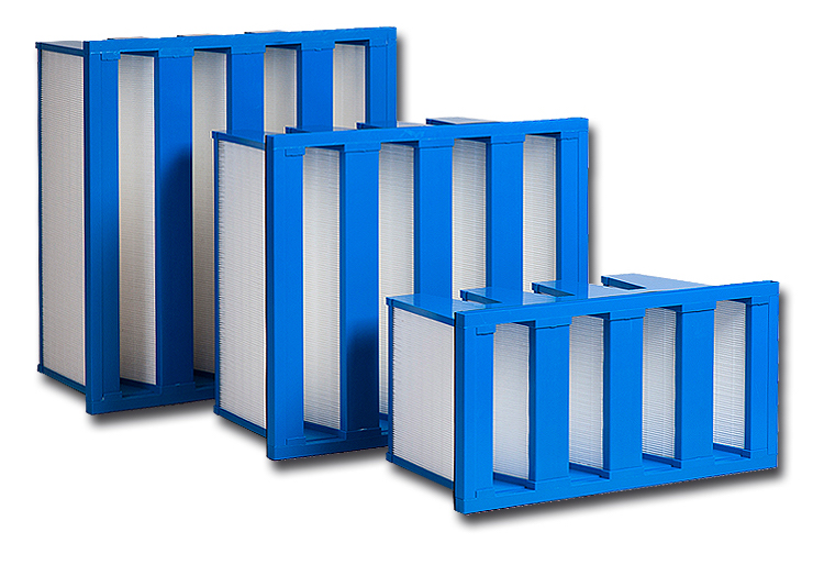 3 Box Filters/V-bank Filters