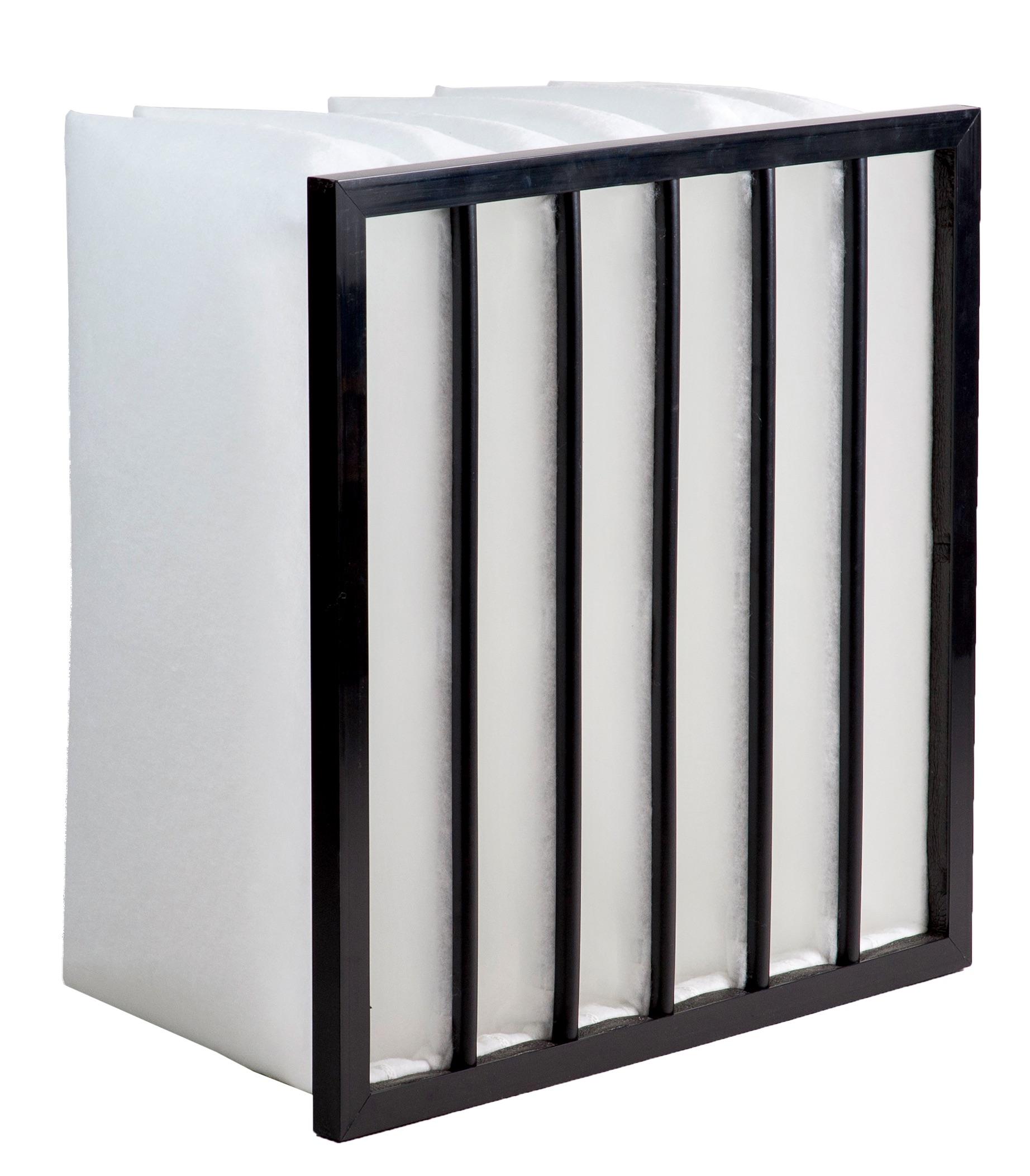 Corrosion-Free Coalescer Rigid Pocket Filter