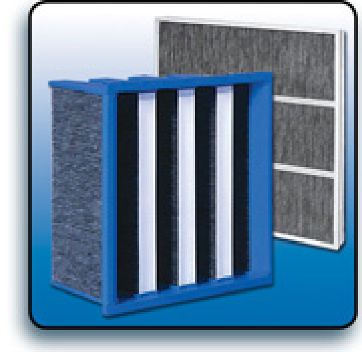 Gas Phase Carbon Filter
