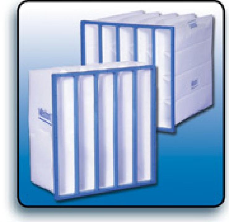 Merv 812 Pocket Air Filters
