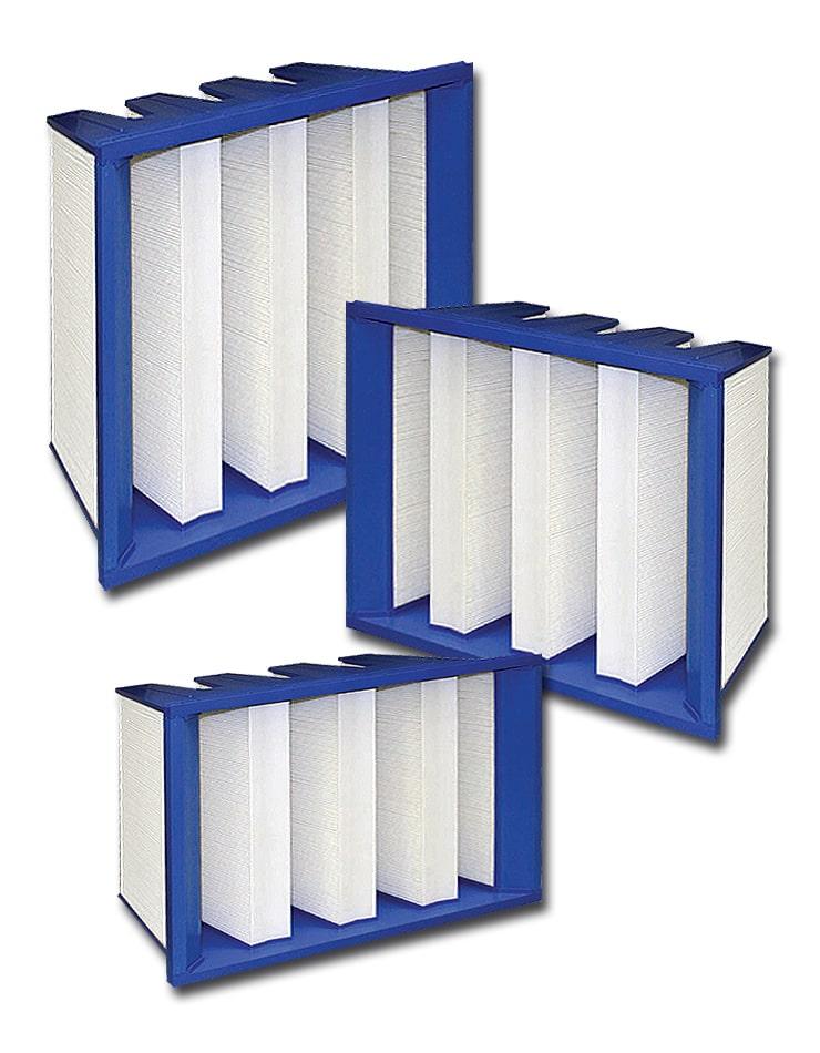 Viledon MV95 V-Bank Air Filter | Industrial Air Filtration Products
